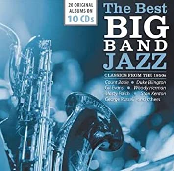 The Best Big Bands Jazz Classics From The 1950s Duke Ellington