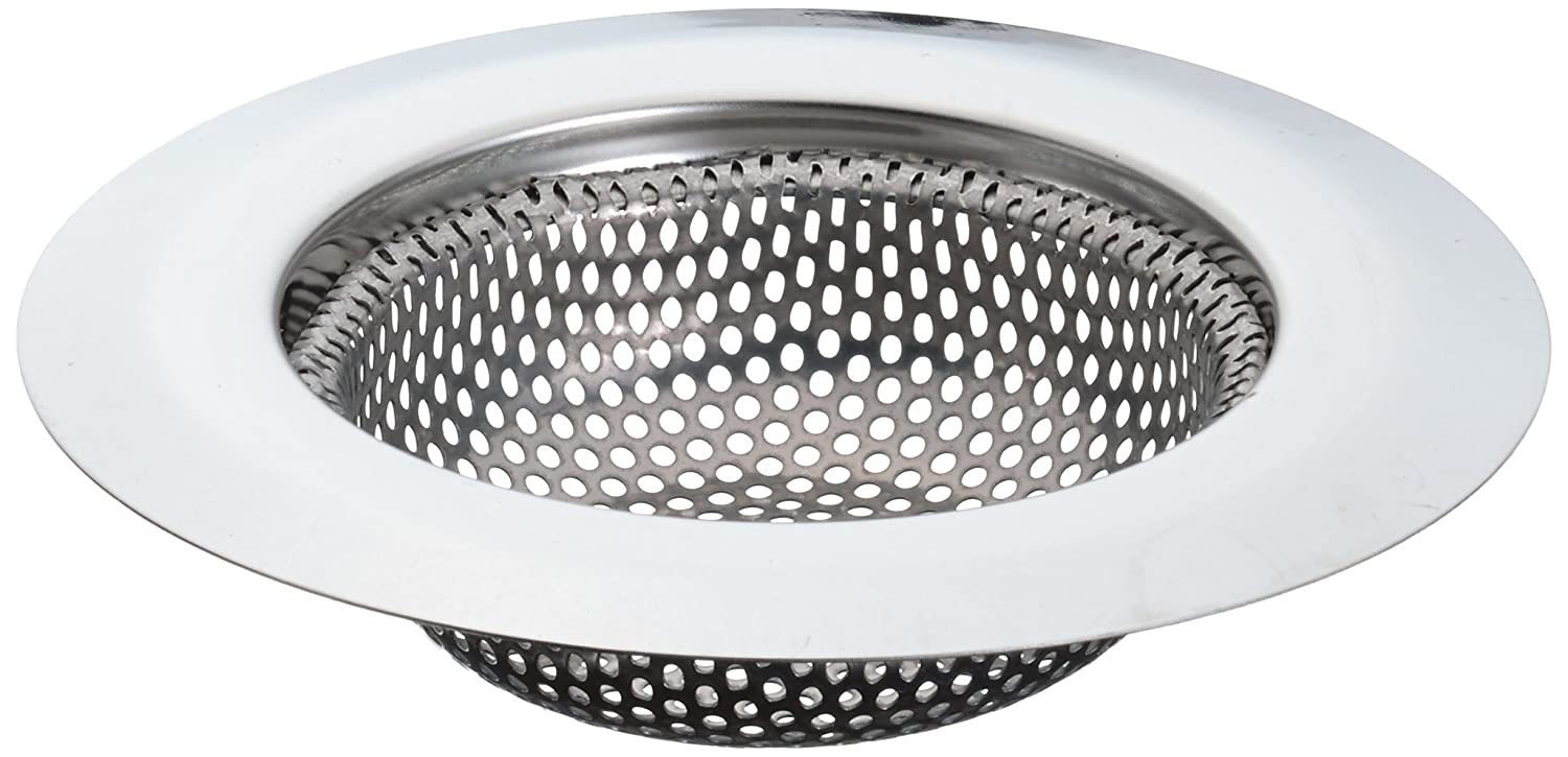 """Culina Sink Strainer - 4.5"""" dia. Stainless Steel"""