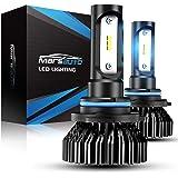 Marsauto 9006 LED Headlight Bulbs Low Beam 8000LM 6000K,200% Brightness, HB4 HB4U 9006XS Fog Light Head Light Bulb,12…