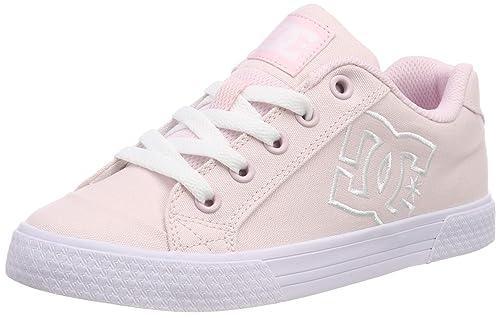 DC Shoes Chelsea TX, Zapatillas de Skateboard para Mujer: Amazon.es: Zapatos y complementos