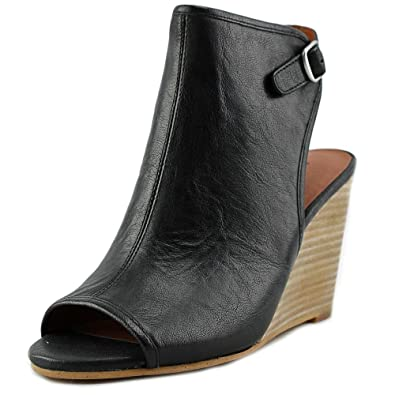 34d7073dc20a Lucky Brand Risza Leather Wedge