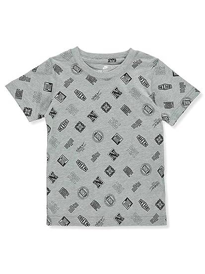 7bae38b1c4614 Amazon.com: Nike Boys' Dri-Fit T-Shirt: Sports & Outdoors