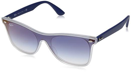 435324344 Óculos de Sol Ray Ban Blaze Wayfarer RB4440N 6356/X0-41: Amazon.com ...