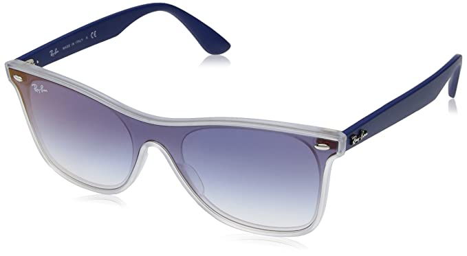 5e6994fd1d1e0b Image Unavailable. Image not available for. Color  Ray-Ban RB4440N Blaze Wayfarer  Sunglasses ...