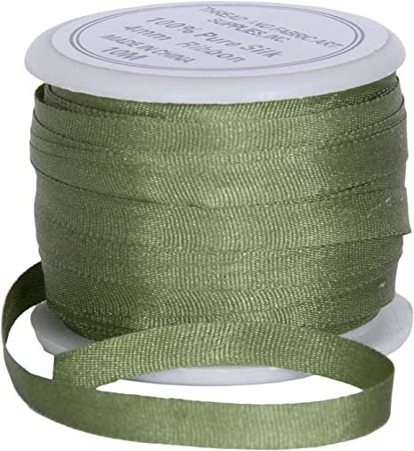 1//8/'/' Metallic Sparkle Glitter Ribbons Christmas Packaging Gift CA 4mm 20 Yards