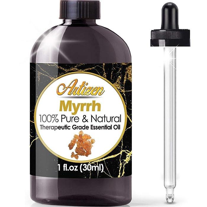 Top 9 Food Grade Myrrh Essential Oil