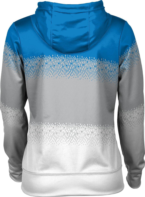 School Spirit Sweatshirt Drip ProSphere Urbana University Girls Zipper Hoodie