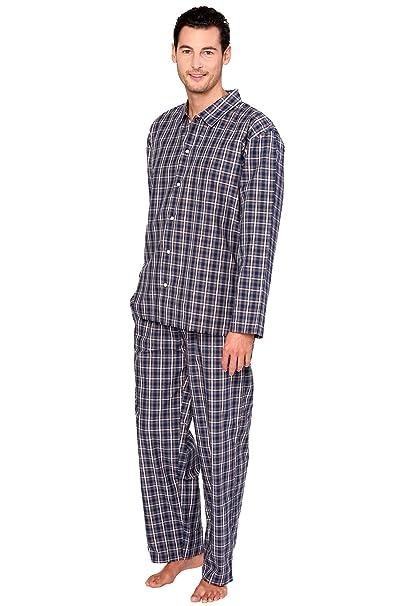 Rösch - Pijama - para hombre marine XXL