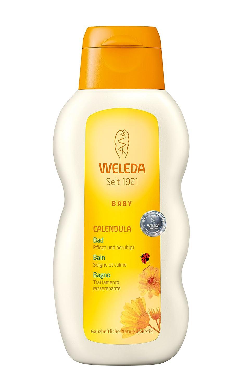 WELEDA Badeemulsion 1er Set Baby 200.0 ml, Preis/100 ml: 5 EUR BCBA WLD00113