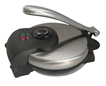 Brentwood TS126 Non-Stick in Stainless Steel Tortilla Press