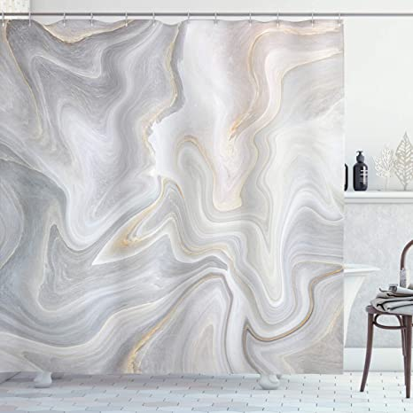 Ambesonne Marble Shower Curtain, Nature Stone Color Splash Paintbrush on nature inspired design, nature baths, nature doors, nature art, nature jewelry designs, nature wall designs, nature tile designs, nature room, nature architecture, nature decor, nature office design, nature house designs, nature kitchen, nature bedroom, natural stone shower designs, nature fence designs, nature wood burning designs, nature fabrics, nature paint designs,