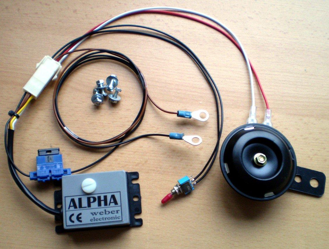 Alpha, la Wohl Hightech de alarma más pequeño del mundo ...
