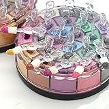 Glorrt Shimmer Glitter Eye Shadow Powder Palette