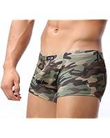New Men's Sexy LowRise Pouch Mesh See-Through Underwear