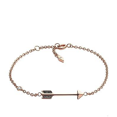 heiße Produkte außergewöhnliche Auswahl an Stilen und Farben Bestellung Fossil Damen- Armband JF02450791