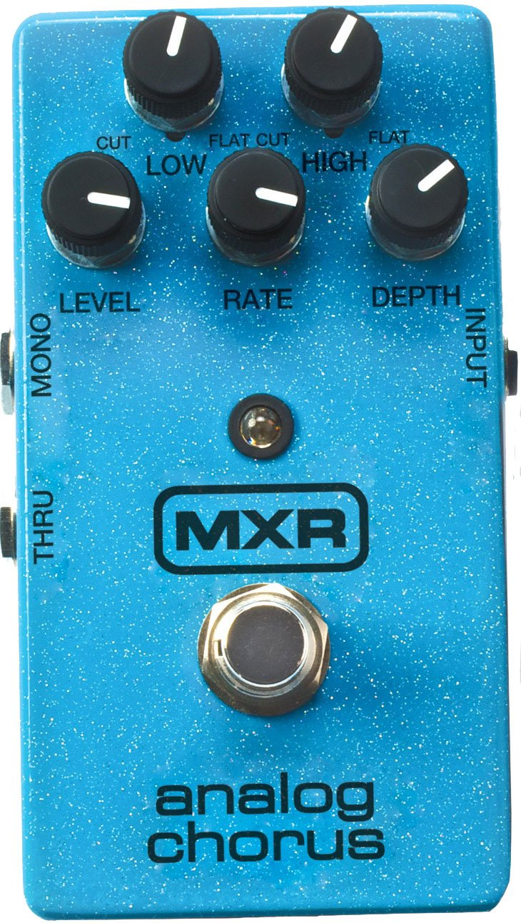 MXR M234 Analog Chorus Pedal by Jim Dunlop (Image #1)