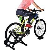 Amazon Com Indoor Bike Trainer Exercise Stand Orange