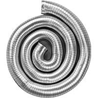 neverest Semiflex 100mm - Tubo Flexible de Aluminio
