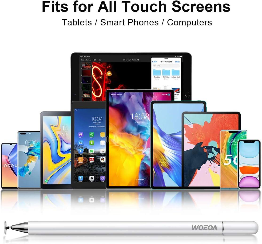 Stylus Penna,JOYROOM Penna Touch Pennino Tablet Penna per iPad Tablet Punta Fine Universale con Artist Guanto per iPad,iPhone,Smartphone,Touchscreen e Tablet Green