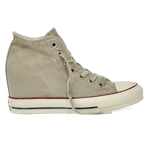 ConverseChuck Taylor Lux Mid Zapatillas altas (beige Mujer Beige (beige altas ca99c7