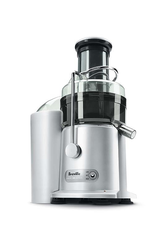 Breville Je98 Xl Juice Fountain Plus 850 Watt Juice Extractor by Breville