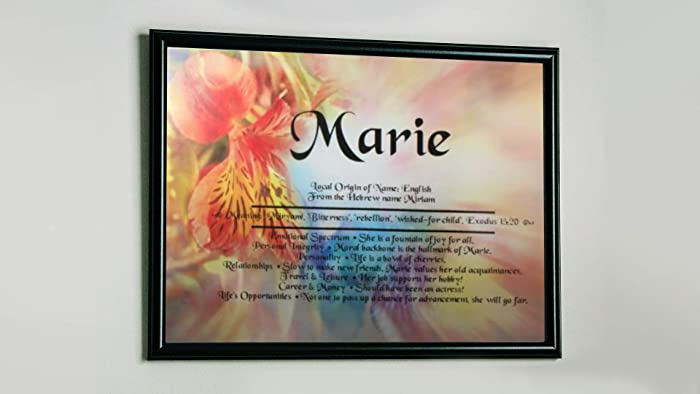 first name meaning prints personalized gifts signs all about you