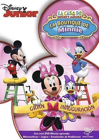 La Casa De Mickey Mouse : La Boutique De Minnie (Import Movie) (European
