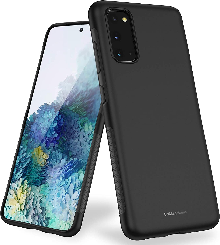 Unbreakcable Samsung Galaxy S20 Hülle Weiche Elektronik