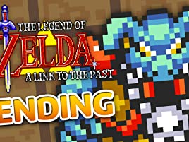 Watch Clip The Legend Of Zelda A Link To The Past Gameplay