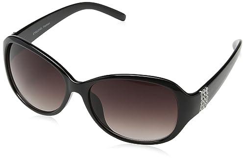 Eyelevel Tanya, Gafas de Sol para Mujer, Negro (Black), 45