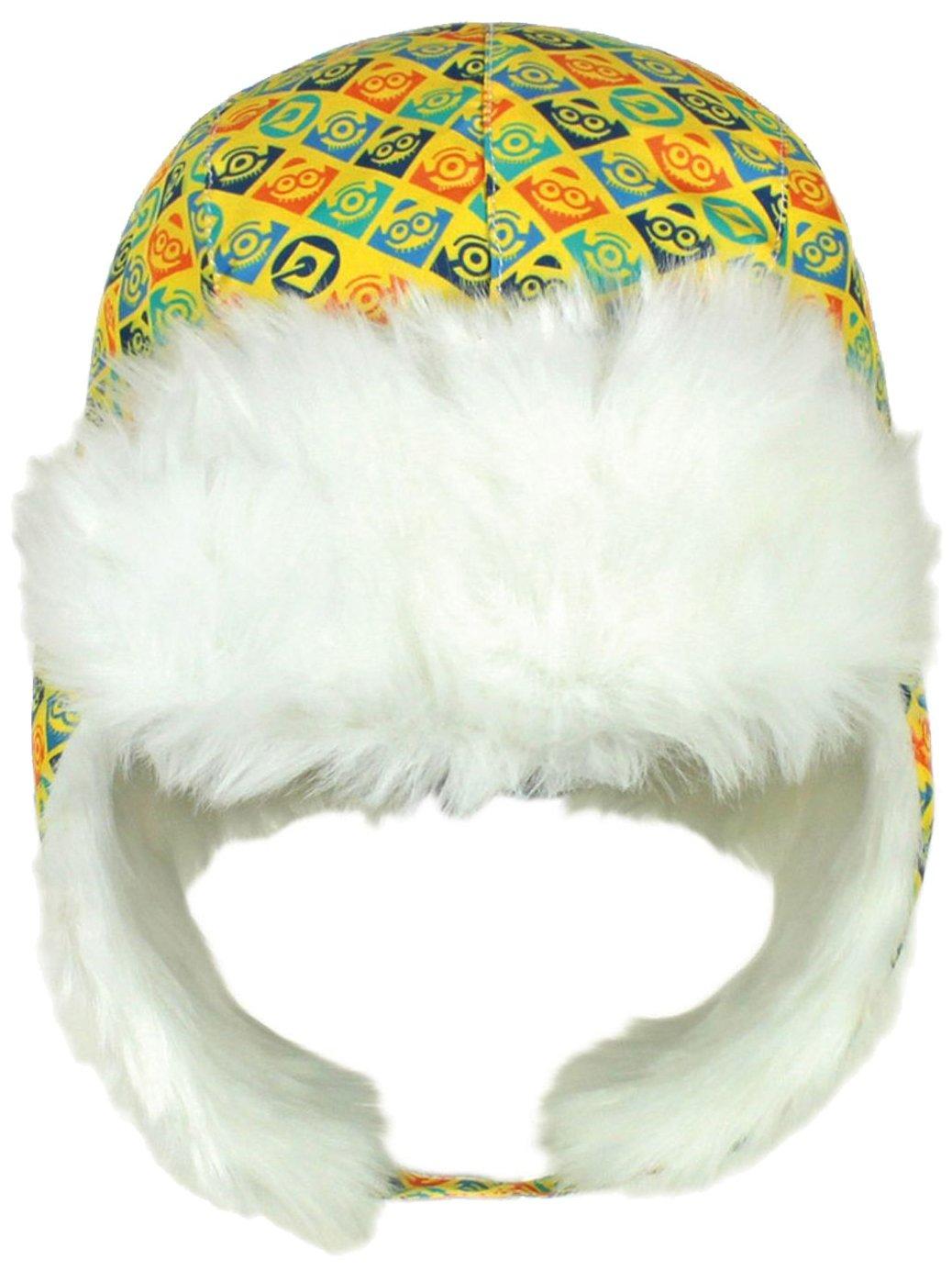 Minions 2200000392 - Gorro ruso para niños, multicolor, talla única Cerdá