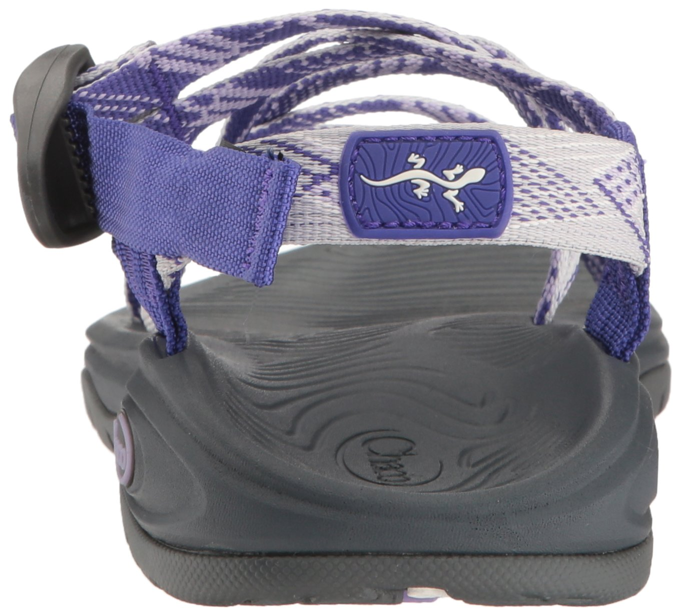 Chaco Women's Zvolv X Athletic Sandal, Lavender Liberty, 6 M US by Chaco (Image #2)
