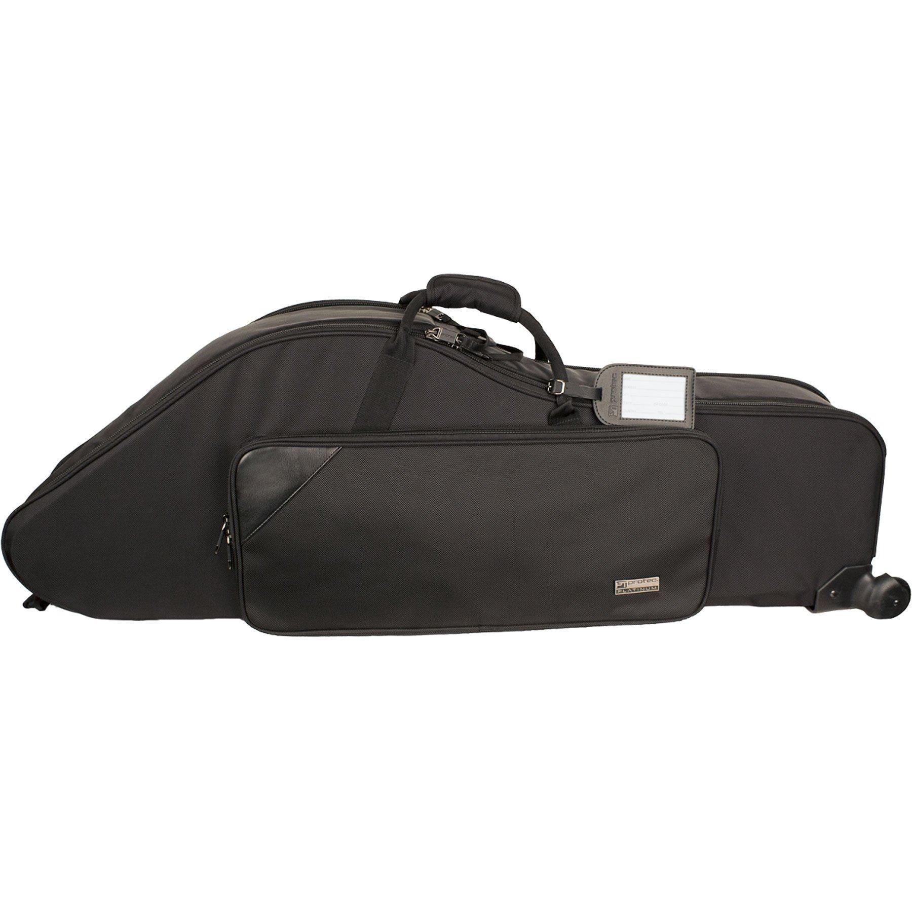 Protec Baritone Saxophone Gig Bag (Fits Low A & Bb), Platinum Series, Model PL253