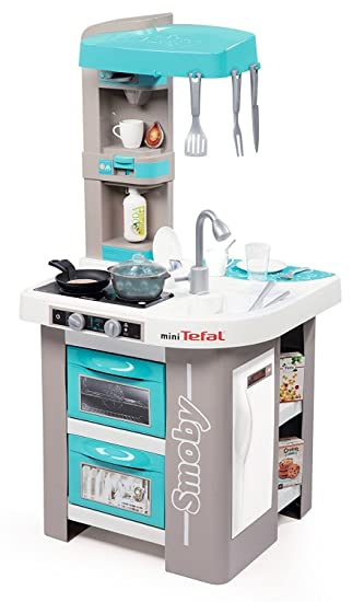 Smoby Tefal Studio Bubble Küche | Smoby Tefal Studio Bubble Kuche Amazon Co Uk Toys Games