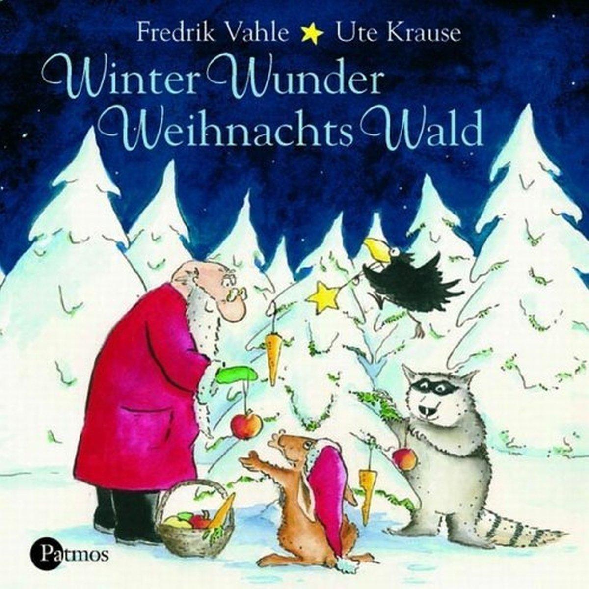 Winter Wunder Weihnachts Wald Cd Sauerländer Hörbuch Tonträger Vahle Fredrik Vahle Fredrik Bücher