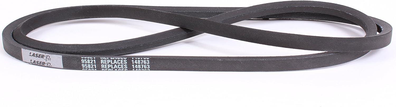 D/&D PowerDrive 532148763 Husqvarna Kevlar Replacement Belt Rubber 5LK 1 -Band 85 Length
