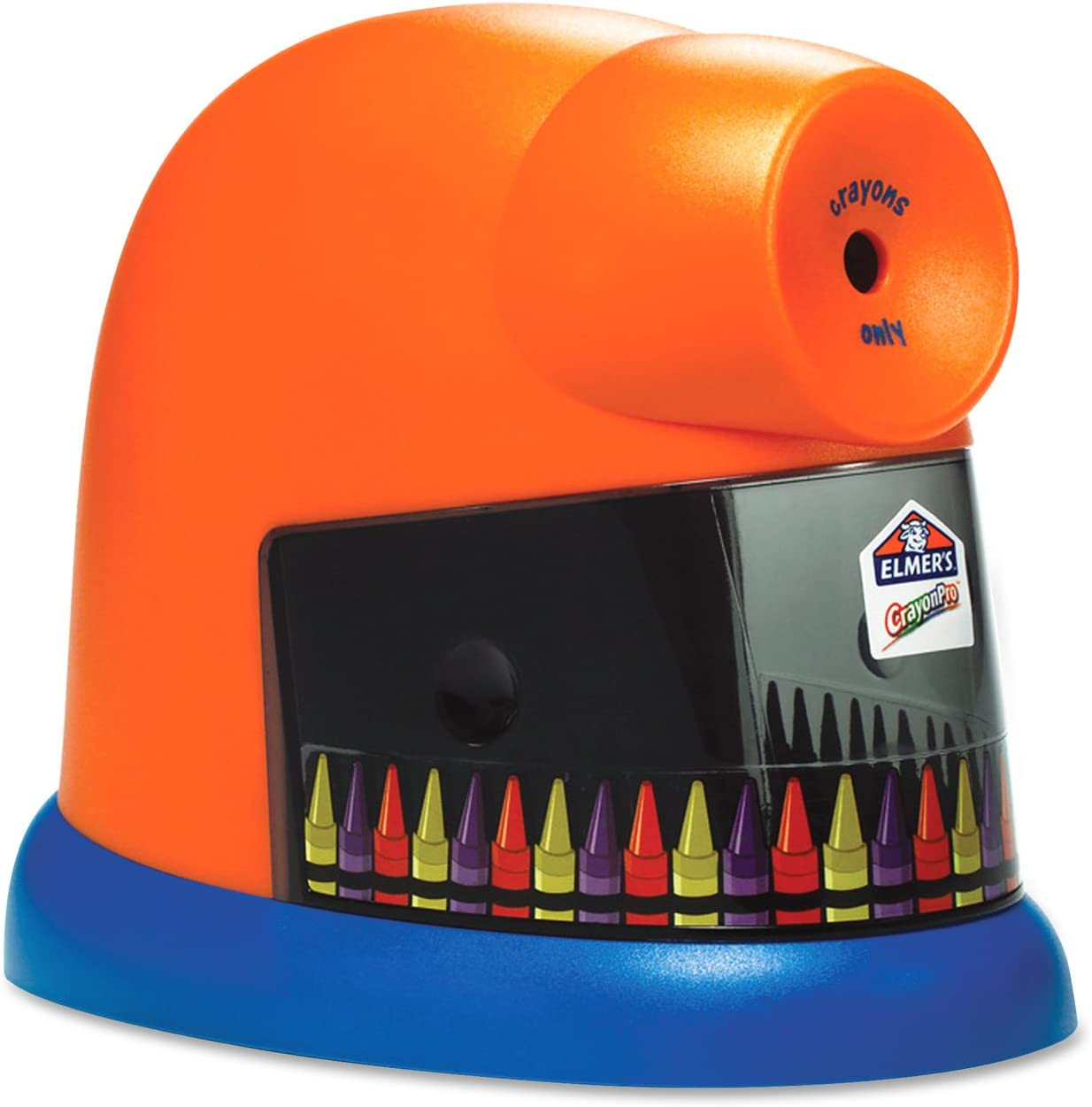 Elmer's 1680 CrayonPro Electric Sharpener : Pencil Sharpeners : Office Products