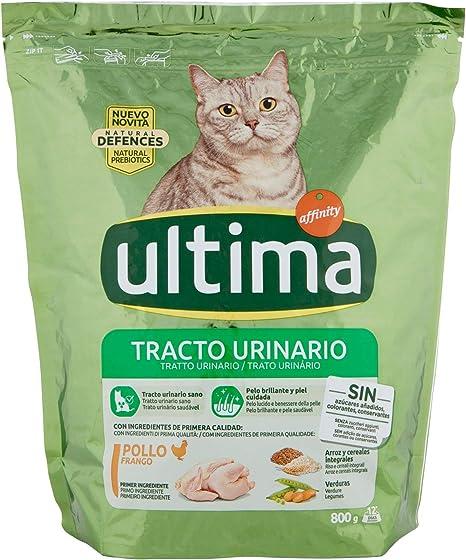 Ultima - Alimento para Gatos, Control Tracto Urinario, Bolsa ...
