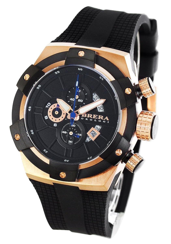 ブレラ スーパー スポルティーボ クロノグラフ 腕時計 メンズ BRERA BRSSC4902[並行輸入品] B00JDN7VPC