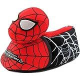 Spider-Man Sock Top Slippers for Toddler Boys
