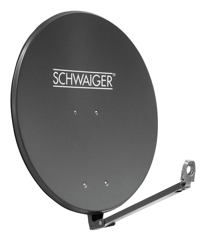 sat antenne test