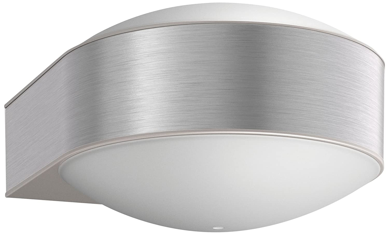 Philips myGarden LED Wandaussenleuchte Sligo, Edelstahl, Gartenbeleuchtung 172154716 915002689702 PHI-8718291443308_Edelstahl