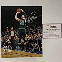 $39 » Autographed/Signed Gordon Hayward Boston Celtics 8x10 Basketball Photo Fanatics COA