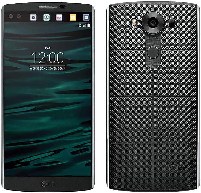 LG V10 - Smartphone (4GB RAM + 64GB ROM Hexa-Core 1.8GHz Qualcomm Snapdragon 808) Black - UK: Amazon.es: Electrónica