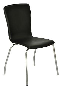 Sumitra Trading Company SC-CC24 Dining Chair (Black)