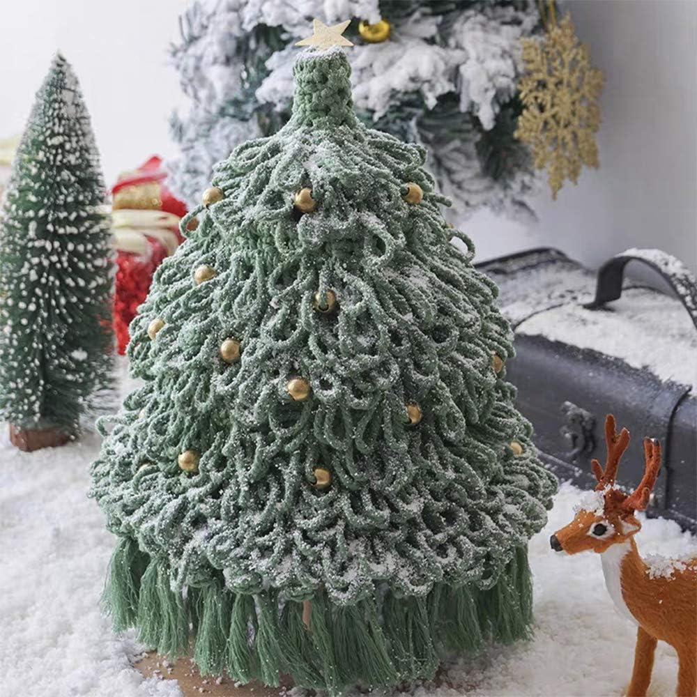Manualidades DIY Artesan/ía Caqui Envolver Regalo Navidad Colgar Fotos Hilo Macrame 3mm x 100m Cuerda Algod/ó Cordel Natural para Macram/é Colgador de Plantas Decoraci/ón Bohemia