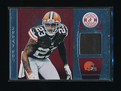 low priced d0e21 54929 Amazon.com: JOE HADEN 2013 TOTALLY CERTIFIED RED JERSEY 155 ...