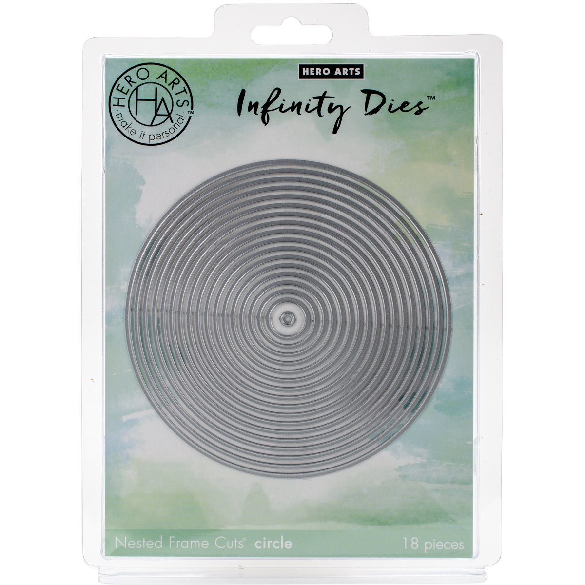 Hero Arts DI199 Circle Infinity Dies Card Making Kit