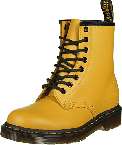 Dr Martens 1460 Smooth Unisex Stiefel Boots Gelb 24614700
