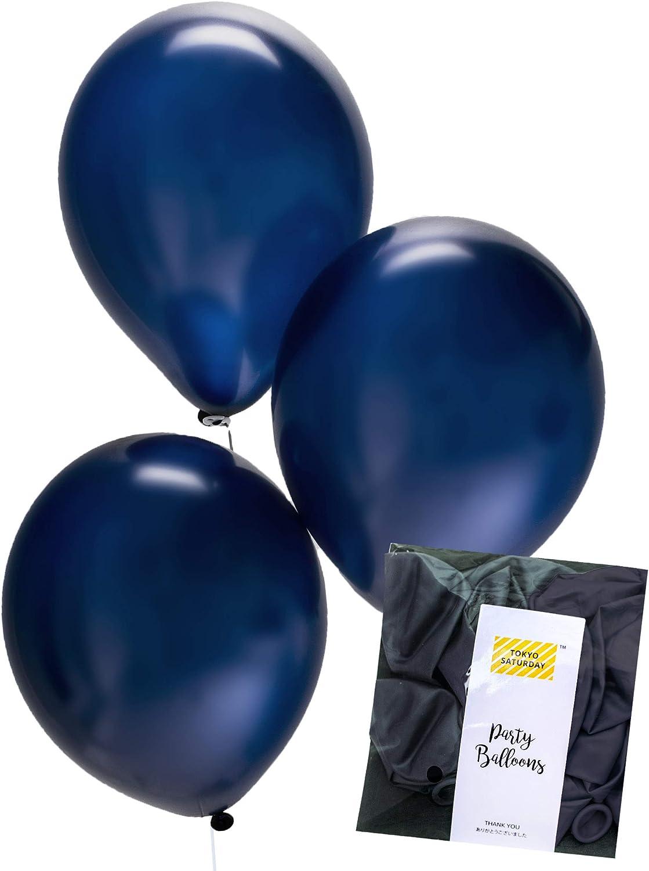"""METALLIC BIRTHDAY PARTY BALLOONS 12/"""" PREMIUM PEARL PARTYPRO® ORANGE"""